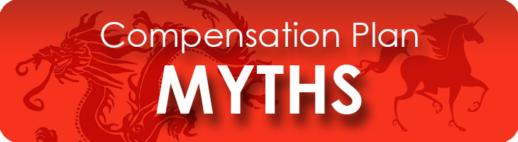 Compensation Plan Myths