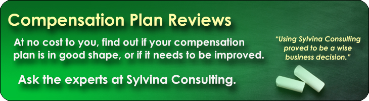 Compensation Plan Reviews