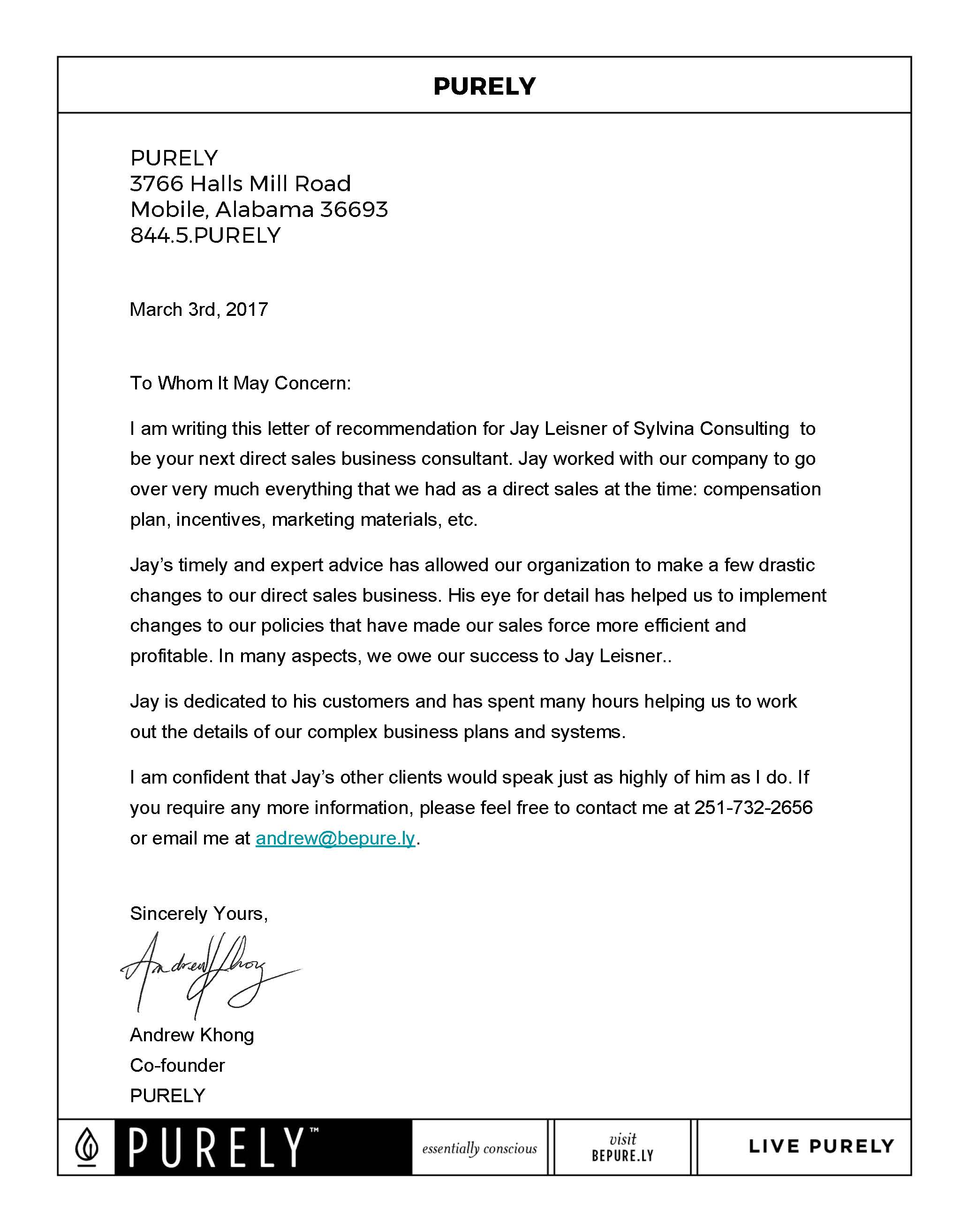 letter appreciation sample client letters best free