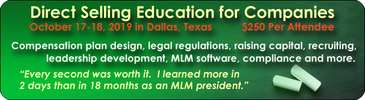 Learn A Lot At The Direct Selling Edge Conference